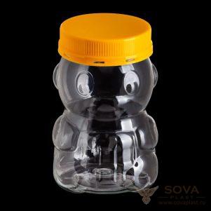 ПЭТ банка для мёда