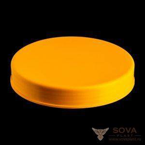 Крышка Арни 120 мм желтая