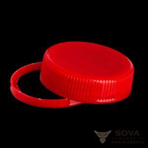 Резьбовая крышка МИГ bericap 38 - красный