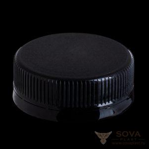 Резьбовая крышка МИГ bericap 38 - черный